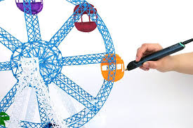 3doodler news reviews and more 3doodler create 3d pen with 50 plastic strands review kids toys news