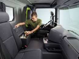 Interior Truck Scania Scania Introduces Engines And Broadens Product And Services Range