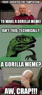 Too Soon Meme - spoke too soon imgflip