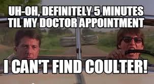 Doctor Appointment Meme - meme maker rainman generator