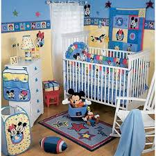 Mickey Mouse Room Decorations 16 Mickey Mouse Crib Bedding Sets 25 Baby Bedding Ideas