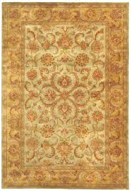 Gold Area Rugs Floor Safavieh Heritage Hg811a Green And Gold Area Rugs Free