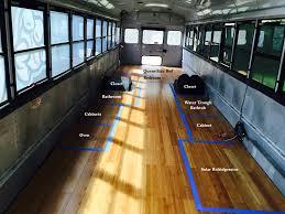 school bus rv conversion floor plans skoolie floor plan page 2 el jardin de la vida