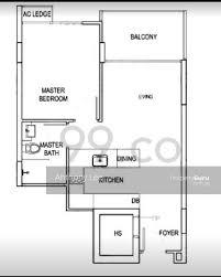 Woodhaven Floor Plan Woodhaven 73 Woodgrove Avenue 1 Bedroom 592 Sqft Condominiums