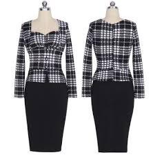 plaid dress women online for sale gearbest com