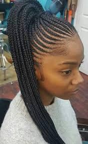 corn braided hairstyles braided bun cornrow pinterest hair style natural and cornrows