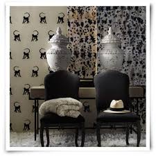 monkey wallpaper for walls andrew martin wallpaper designer collection houseology