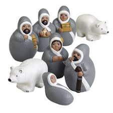 you ve never seen nativity sets like these