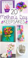 20 mother u0027s day keepsake gifts that kids can make i heart arts n