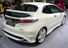 honda civic type r 2009 file honda civic type r chionship white edition heck jpg