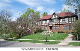 English Tudor Home English Tudor Mansion Stock Photo 58363183 Shutterstock