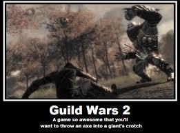 Guild Wars 2 Meme - no idea what i am doing but it s fun guildwars2