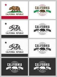 California Flag Bear Free California Bear Flag Vector Pack California Design Agency