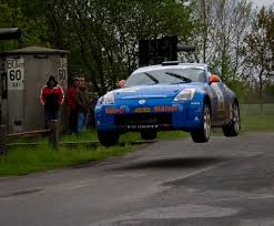 nissan fairlady 350z nissan 350z rally all racing cars