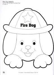 students can review what they have learned about fire safety