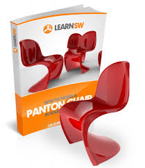 solidworks panton chair tutorial learnsolidworks com