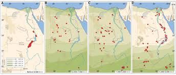 Sahara Desert On World Map by Could Evidence Of Sahara Area Civilization In The Holocene Wet