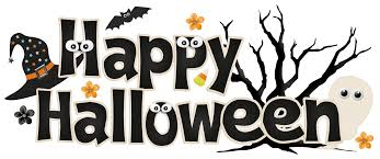 happy halloween text png clipart holidays clip art