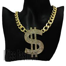 gold big chain necklace images Cheap gold money chain find gold money chain deals on line at jpg