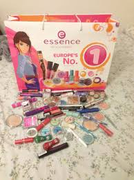 essenca canada party swag bag