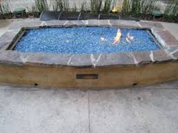 Fire Pit With Glass by Fire Pits And Remote Controls