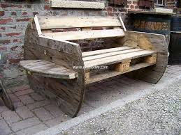 Cable Reel Chair 60 Creative Ideas For Wood Pallet Reusing Diy Motive Part 6