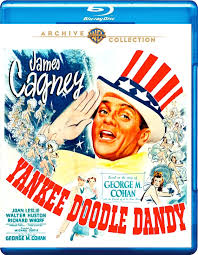 yankee doodle dandy blu ray