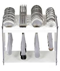 ganesh stainless steel cutlery set of 24 pieces buy online at
