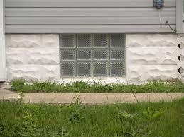attractive glass block basement windows jeffsbakery basement