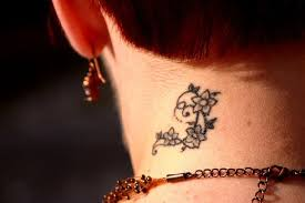 popular neck tattoos for