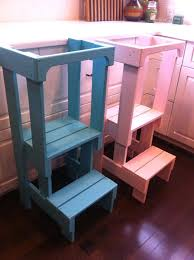 magnificent child kitchen helper stool for house design toddler