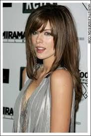 a frame hairstyles pictures front and back how do celebrities with diamond face shape style their hair