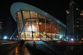 inside the extravagant new dubai opera condé nast traveler