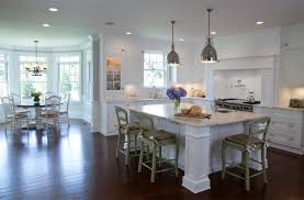white beach house kitchen home design and decor with modern
