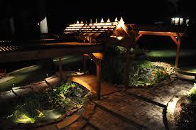 Yard Lighting Pergola Design Marvelous Outside Gazebo Lights Exterior Yard