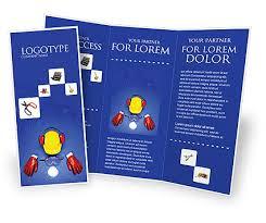 professional brochure design templates professional safety brochure template design and layout