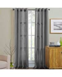 95 Inch Shower Curtain Amazing Deal On Weston 95 Inch Grommet Top Window Curtain Panel In