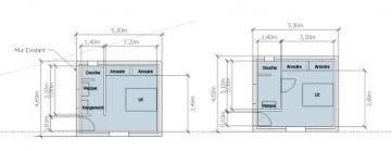 disposition de chambre disposition salle d eau dans chambre 6 messages