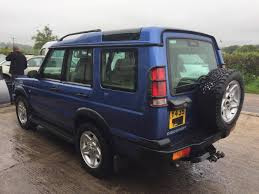 currently breaking 2001 land rover discovery 2 2 5l td5 es