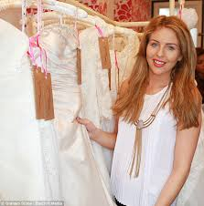 wedding dresses leicester lydia bright opens boutique wedding shop in leicester daily mail