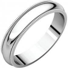 milgrain wedding band milgrain wedding bands rings 14k white gold milgrain wedding bands