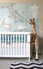 chambre la girafe décoration chambre bébé 39 idées tendances