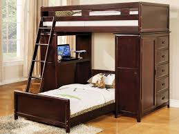 Plans For Loft Bed With Desk Free by Fresh Free Loft Bunk Beds With Desk Plans 26350