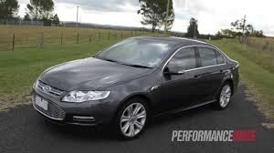 2013 ford falcon g6e ecoboost engine sound and 0 100km h youtube