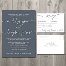 wedding invitations with rsvp cards included wedding invitations and rsvp cards theruntime