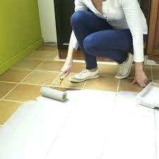 peinture pour carrelage sol cuisine peindre carrelage sol et prix peinture carrelage peinture