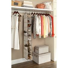 better homes decor better homes and gardens 10 shelf hanging shoe organizer walmart com