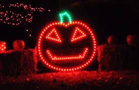 pumpkin lights rgb singing pumpkin kit