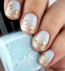 nail the beach with art beach nail art art tutorials and beach