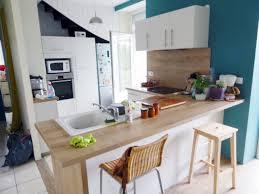 cr馥r une cuisine ouverte aménager une cuisine ouverte sur le salon simon mage